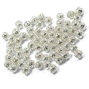 598bae4f15d8 Tokou - Bola hueca para hacer joyas, hecho a mano, accesorios para ...