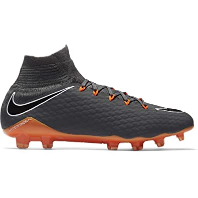 wholesale dealer 396ae 05edc Amazon.com | Nike Hypervenom Phantom 3 Pro DF FG Cleats ...