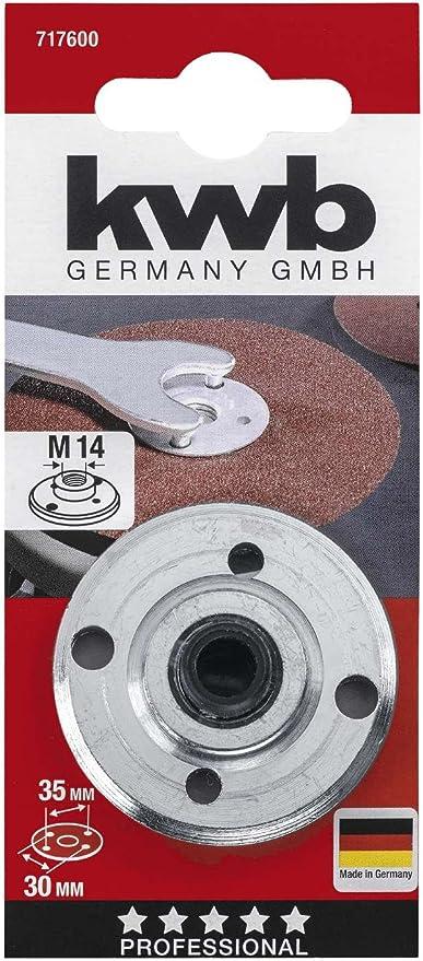 Kwb 7176 00 Aggresso Flex Spannmutter Flach Baumarkt