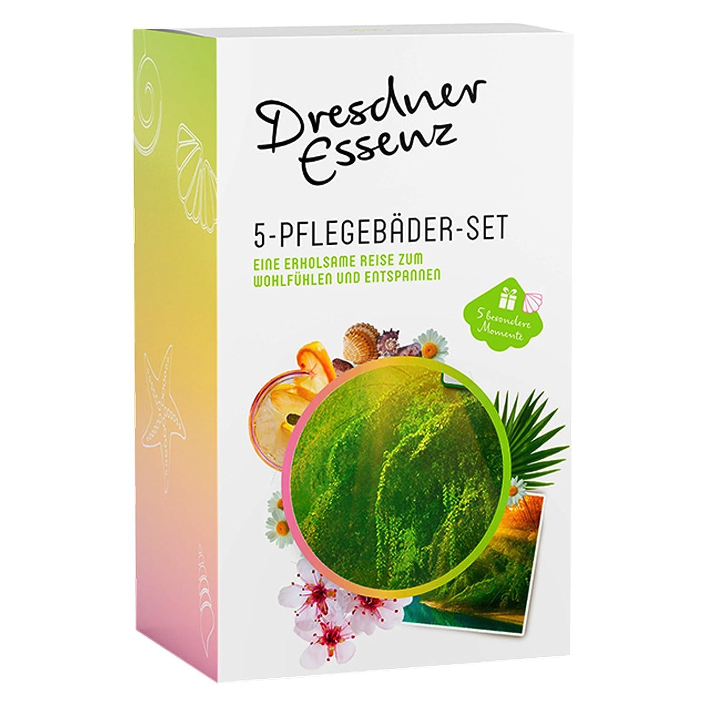 Dresdner Essenz 5-Pflegebäder-Set