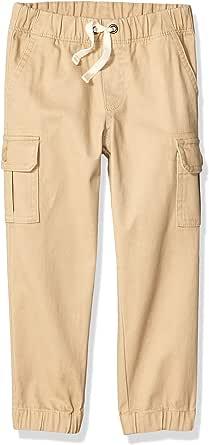 Amazon Essentials - Pantalones cargo para niño