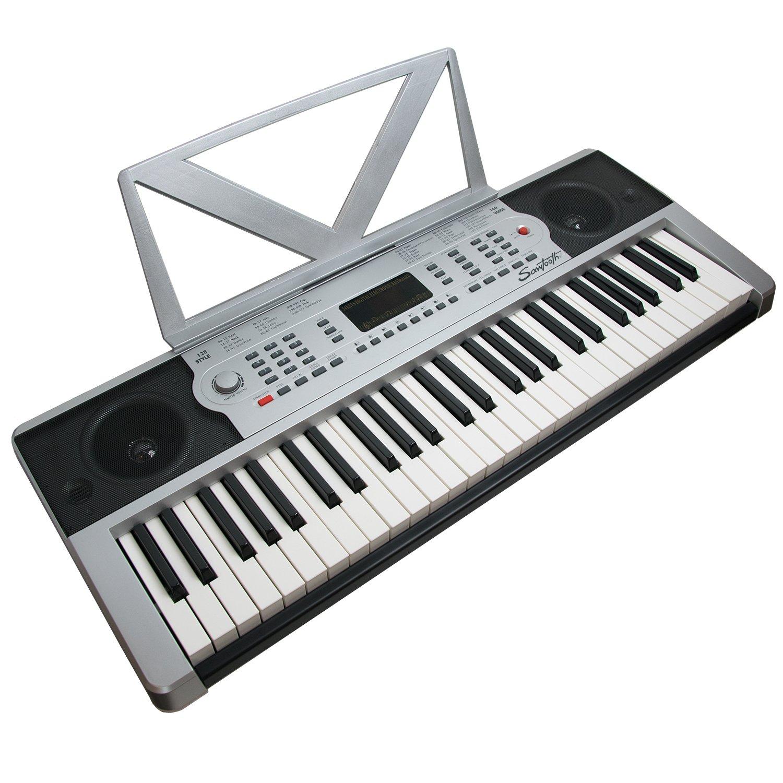 Sawtooth 54-Key Portable Keyboard (ST-PKB-54) by Sawtooth (Image #1)