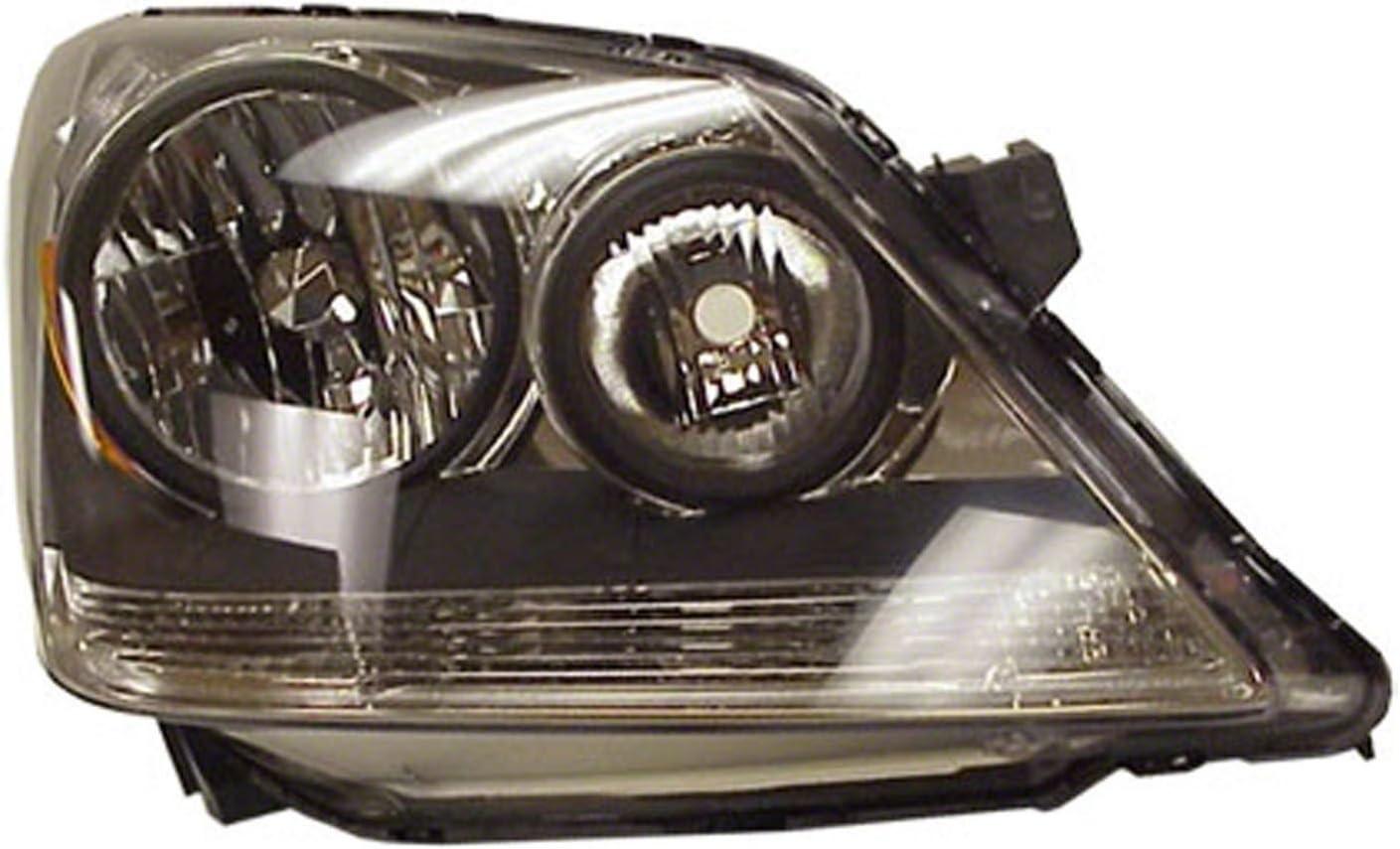 No variation Multiple Manufactures HO2519108C Standard Headlight