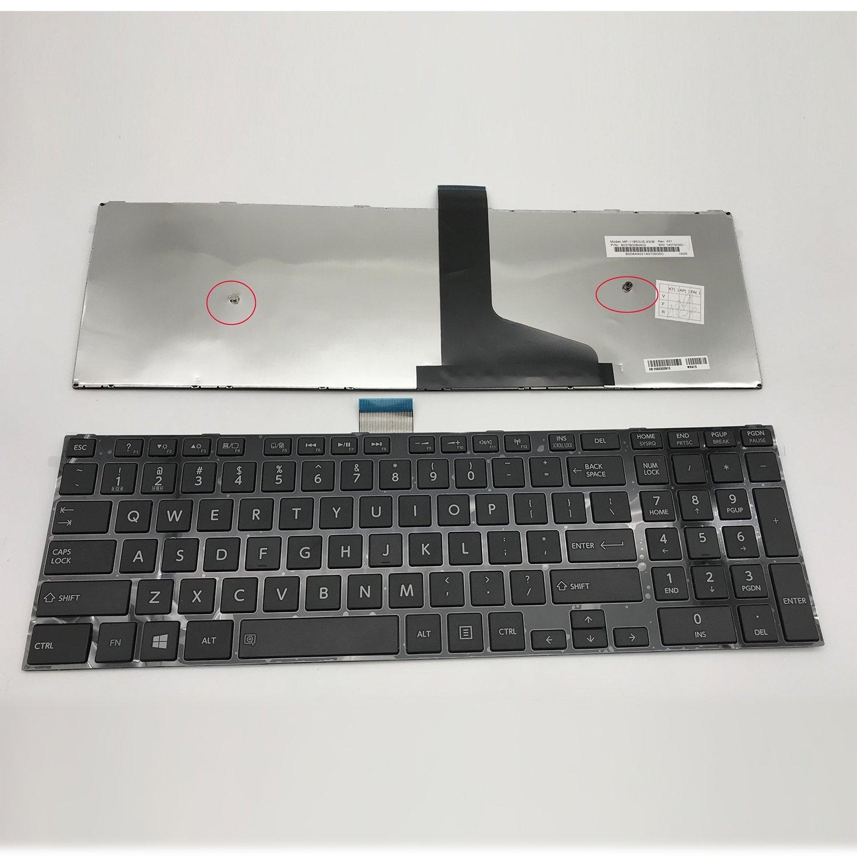 New for Toshiba Satellite C50-B C55-B C50-B2001 C50-B1001 laptop Keyboard black