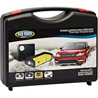 Charger for Mobiles, Electronics and Charge the Car Battery with Compressor of 50000 ml