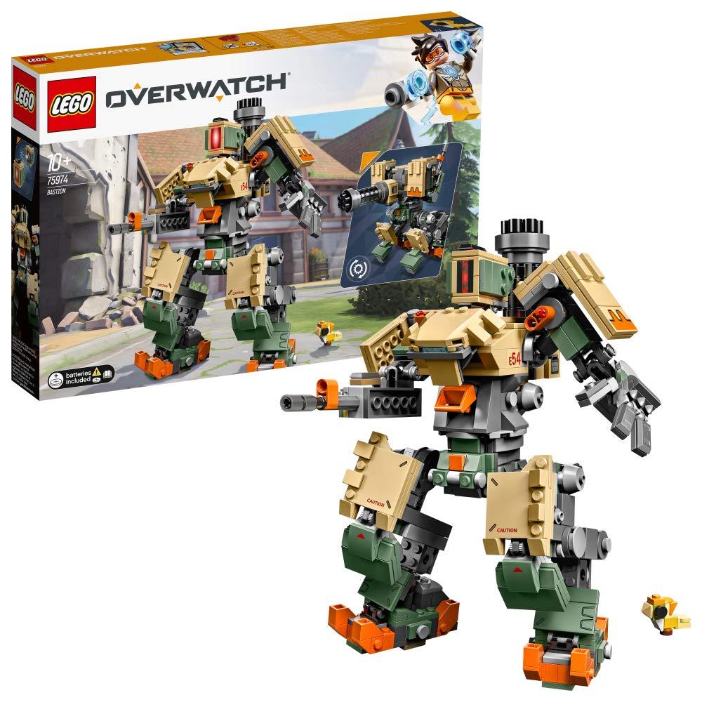 レゴ(LEGO) オーバーウォッチ バスティオン 75974