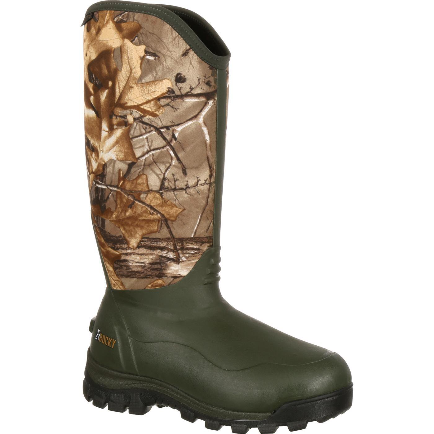 ROCKY Core Neoprene 1000g Insulated Boot, APX, 11 by ROCKY
