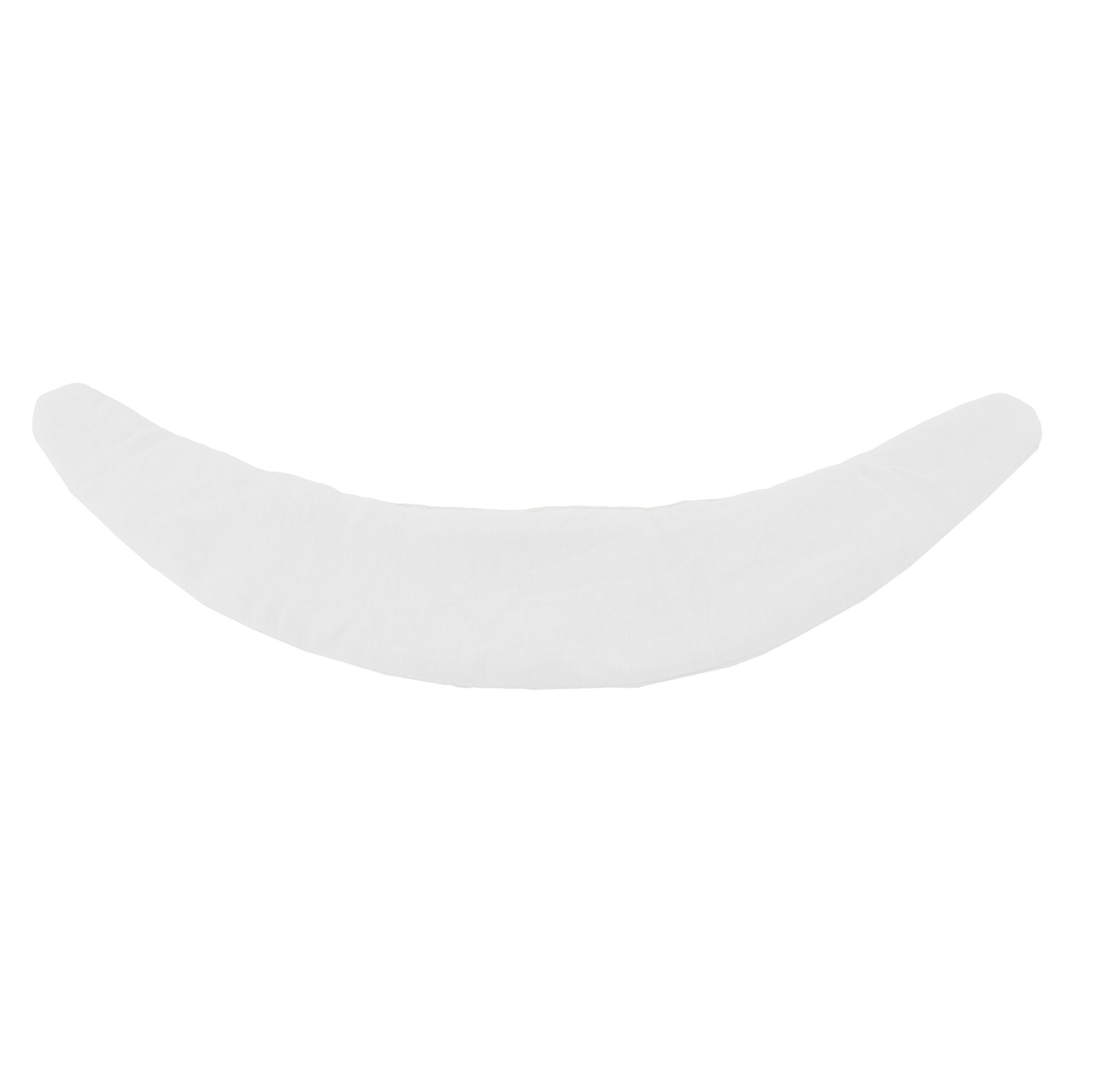 Cotton Tummy Liner (3-Pack, Medium, White) by More of Me to Love (Image #4)