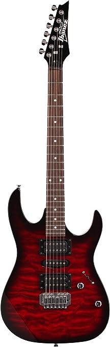 Ibanez GRX70QA-TRB Electric guitar