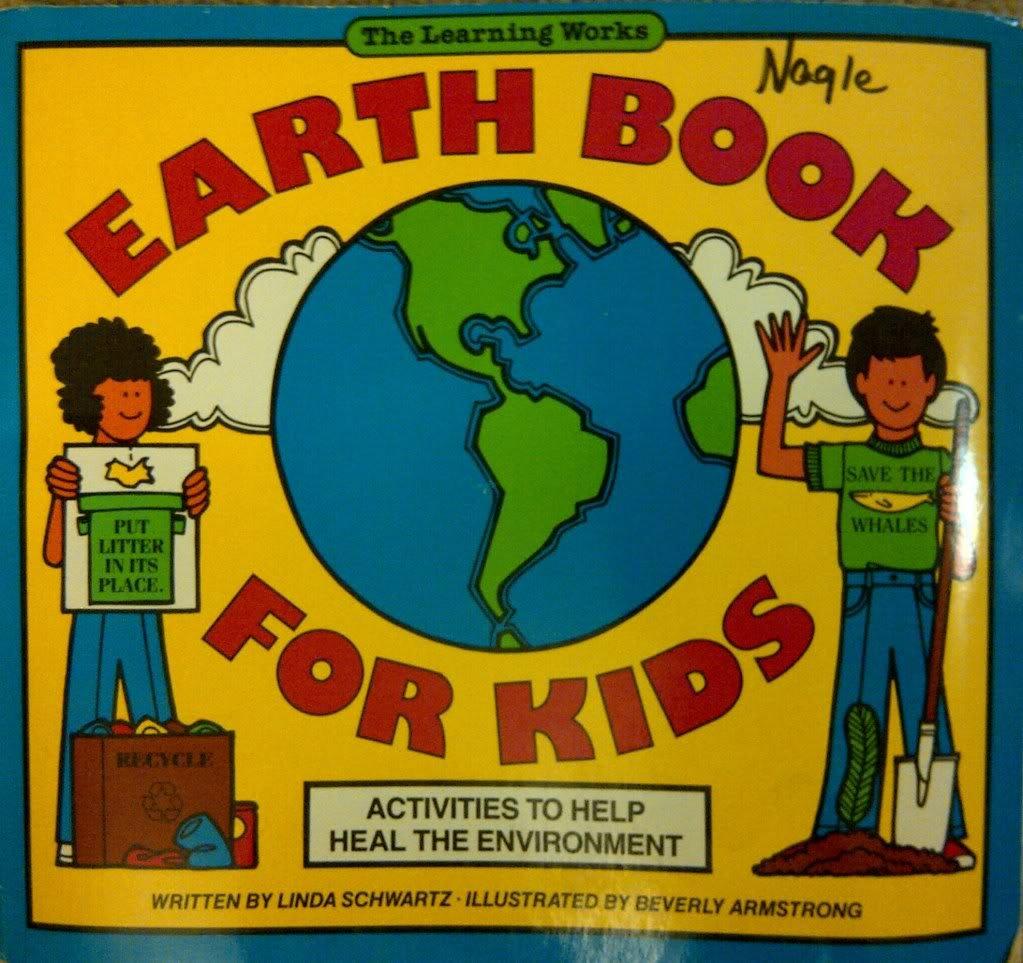 Earth Book For Kids Creative Teaching Press