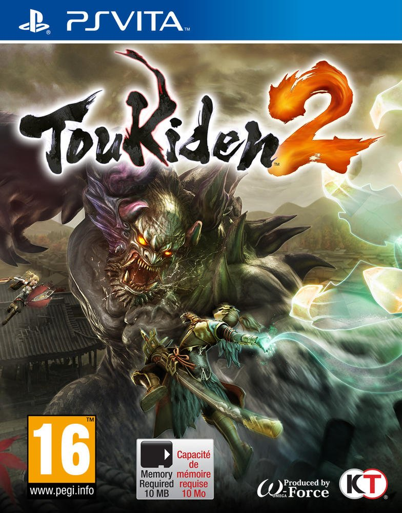 Toukiden 2 (PS VITA) [Importación francesa]: Amazon.es ...