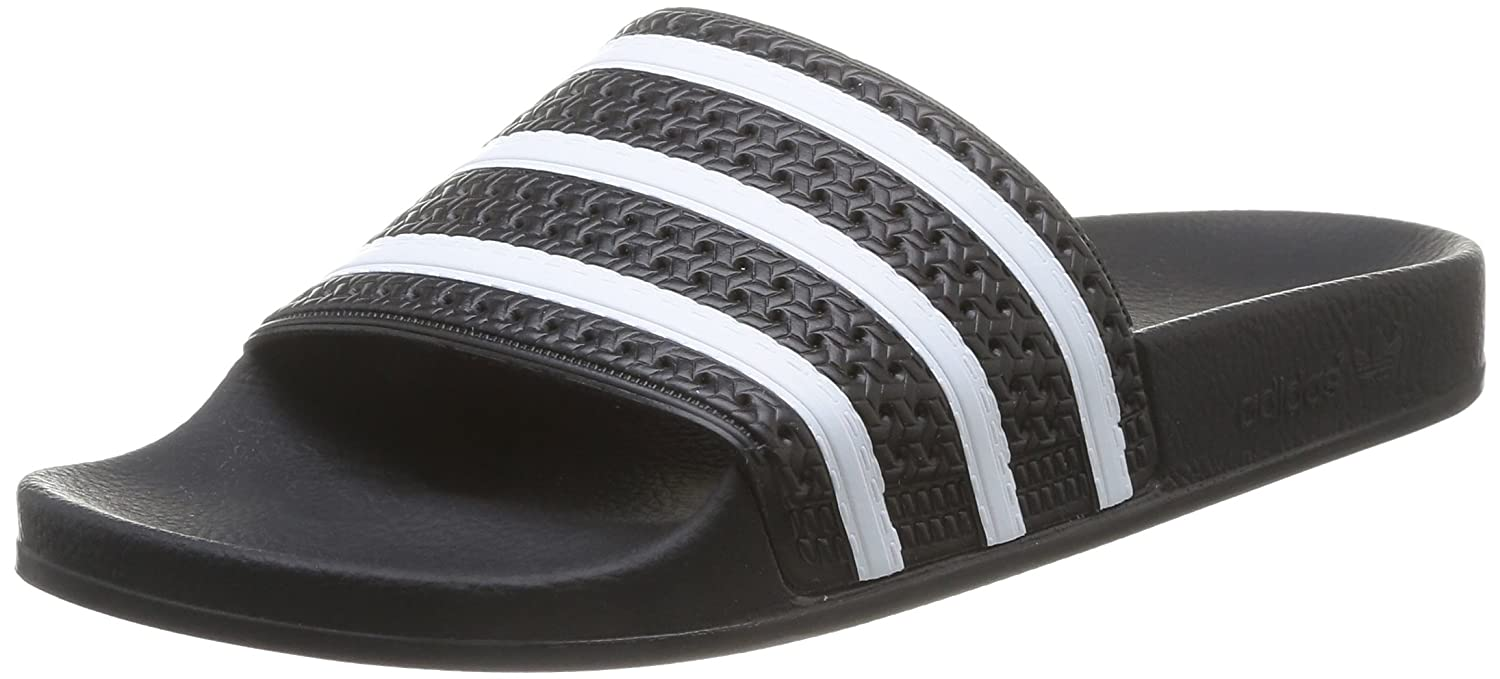 quality design 94d19 fa51d Amazon.com   adidas Men s Adilette Slide Sandal   Sport Sandals   Slides