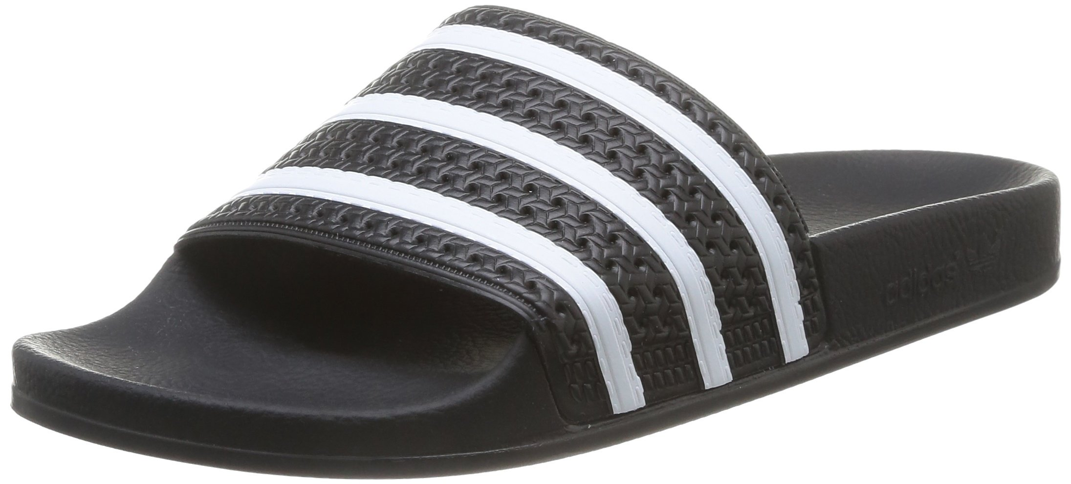 adidas 280647 280647 Mens Sandals - Blk White - 11