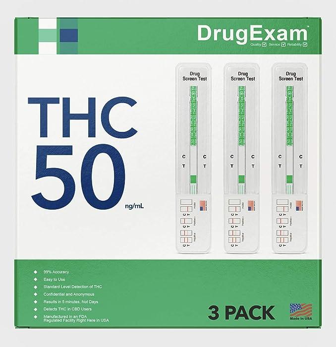 Top 10 Thc At Home Drug Test