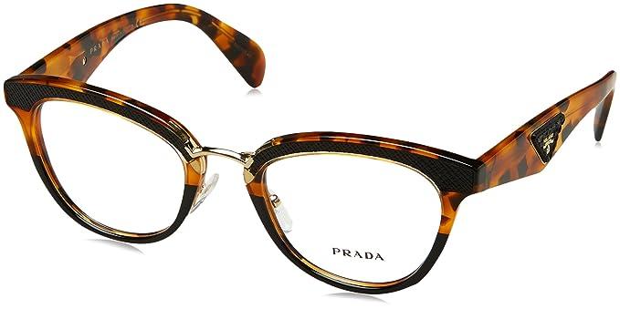471ce2c9bdd Amazon.com  Prada Women s PR 26SV Eyeglasses 51mm  Clothing