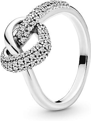 anello di cuori pandora