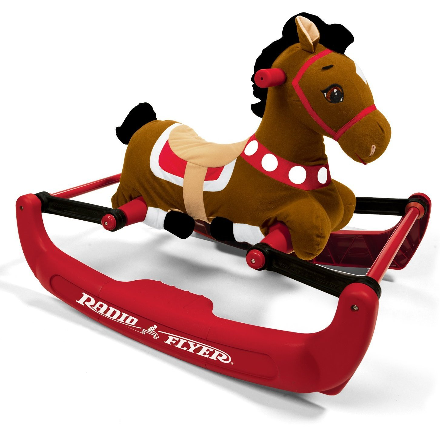 Radio Flyer Soft Rock and Bounce Pony with Sound (Discontinued by manufacturer)