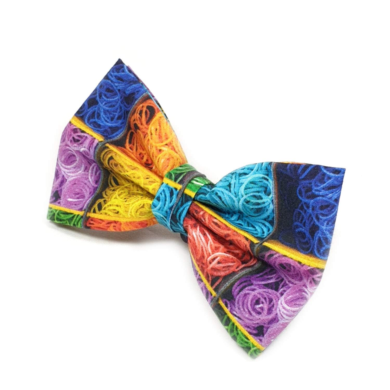 F/&F Accessori Papillon per Uomo Bambino e Bambino 100/% Cotone Stampato