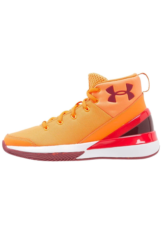 Under Armour UA BGS X Level Ninja, Zapatos de Baloncesto para Niños 1296005