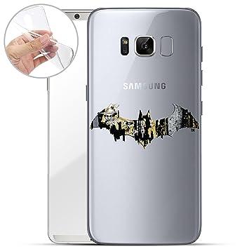 carcasa samsung galaxy s8 batman