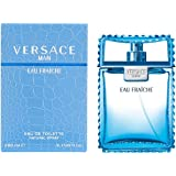 Versace Man by Versace - Eau Fraiche Eau De Toilette Spray (Blue) 6.7 oz