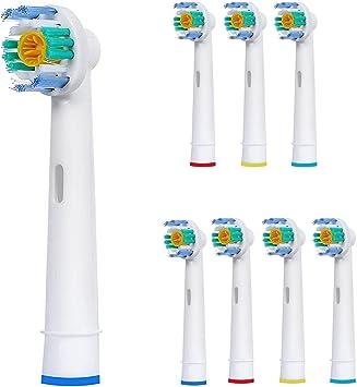 Cabezales de cepillo de dientes de repuesto para cepillo de ...