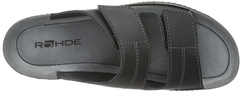 02907c217e6c Rohde Soltau-H Herren Pantoletten  Amazon.de  Schuhe   Handtaschen