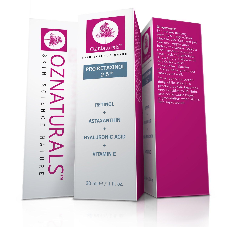 Retinol amounts in moisturizers - Retinol Amounts In Moisturizers 21