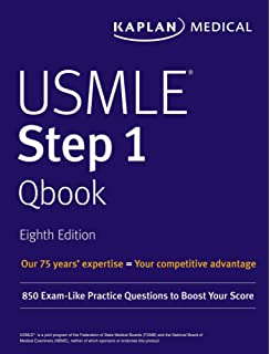 First aid for the usmle step 1 2018 28th edition tao le vikas usmle step 1 qbook 850 exam like practice questions to boost your score fandeluxe Gallery