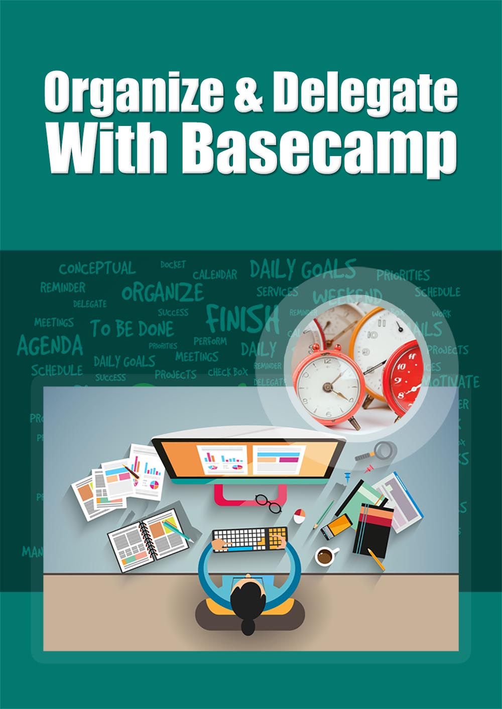 Organize And Delegate With Bootcamp [Online Code]