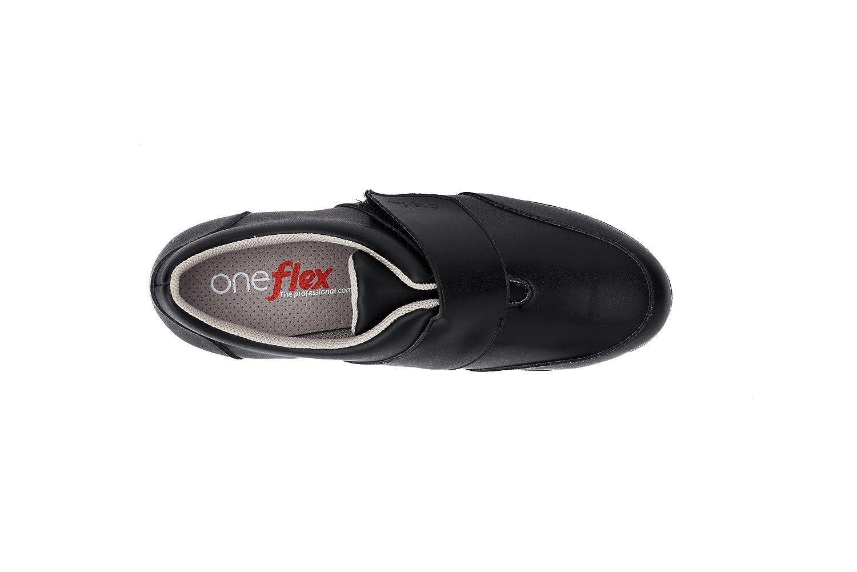 d92c775543d21 Oneflex Noah Negro - Zapatos anatómicos Profesionales Cómodos para Mujer   Amazon.es  Zapatos y complementos