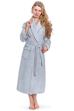 e5e0b0cbd2 Jones New York Official Licensed - The Perfect Spa Robe at Amazon ...