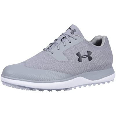 Under Armour Girls' Tour Tips Knit Spikeless Golf Shoe | Athletic