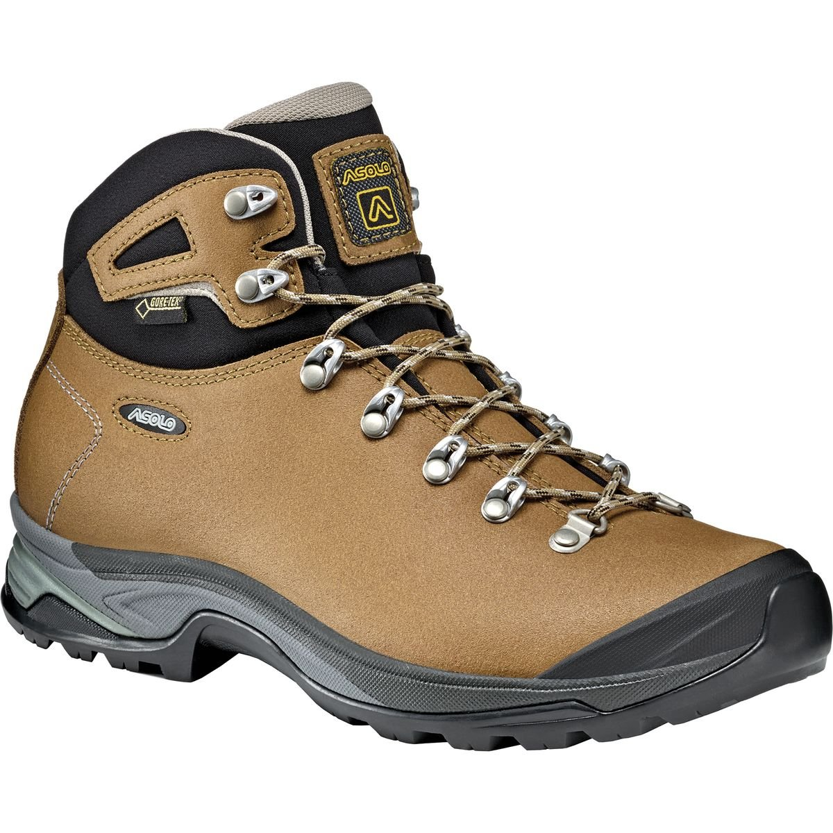 Asolo Thyrus GV Boot - Women's B01J4D4OFK 9|Brown Sugar/Black
