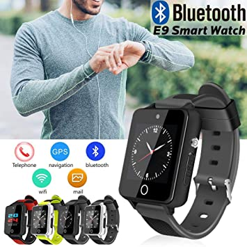 feiledi Trade - Reloj Inteligente Bluetooth 3G WiFi Quad ...