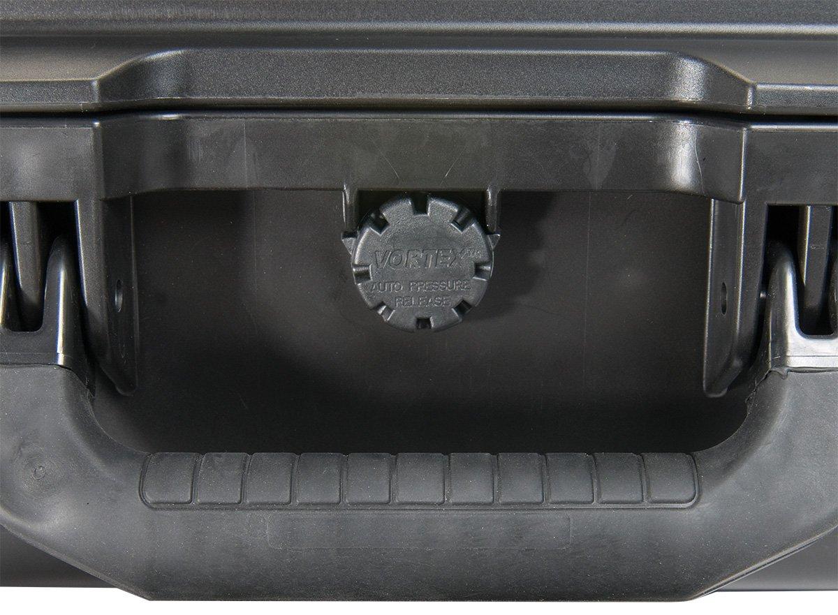 Black Pelican Storm IM2050-00001 Case with Cubed Foam Hardigg