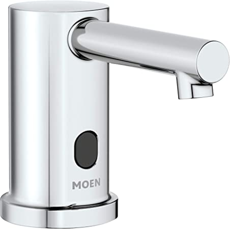 Zurn Z6950-SD AquaSense Serio Deck Mount Sensor Soap Dispenser in Polished Chrome
