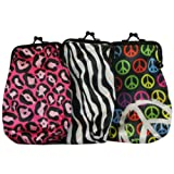Set of 3 Cigarette Cases Tampon Pouches Eyeglass Holders Change Purses