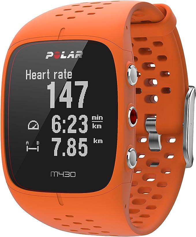 Polar M430 Reloj de Running con GPS y Frecuencia cardíaca en la ...