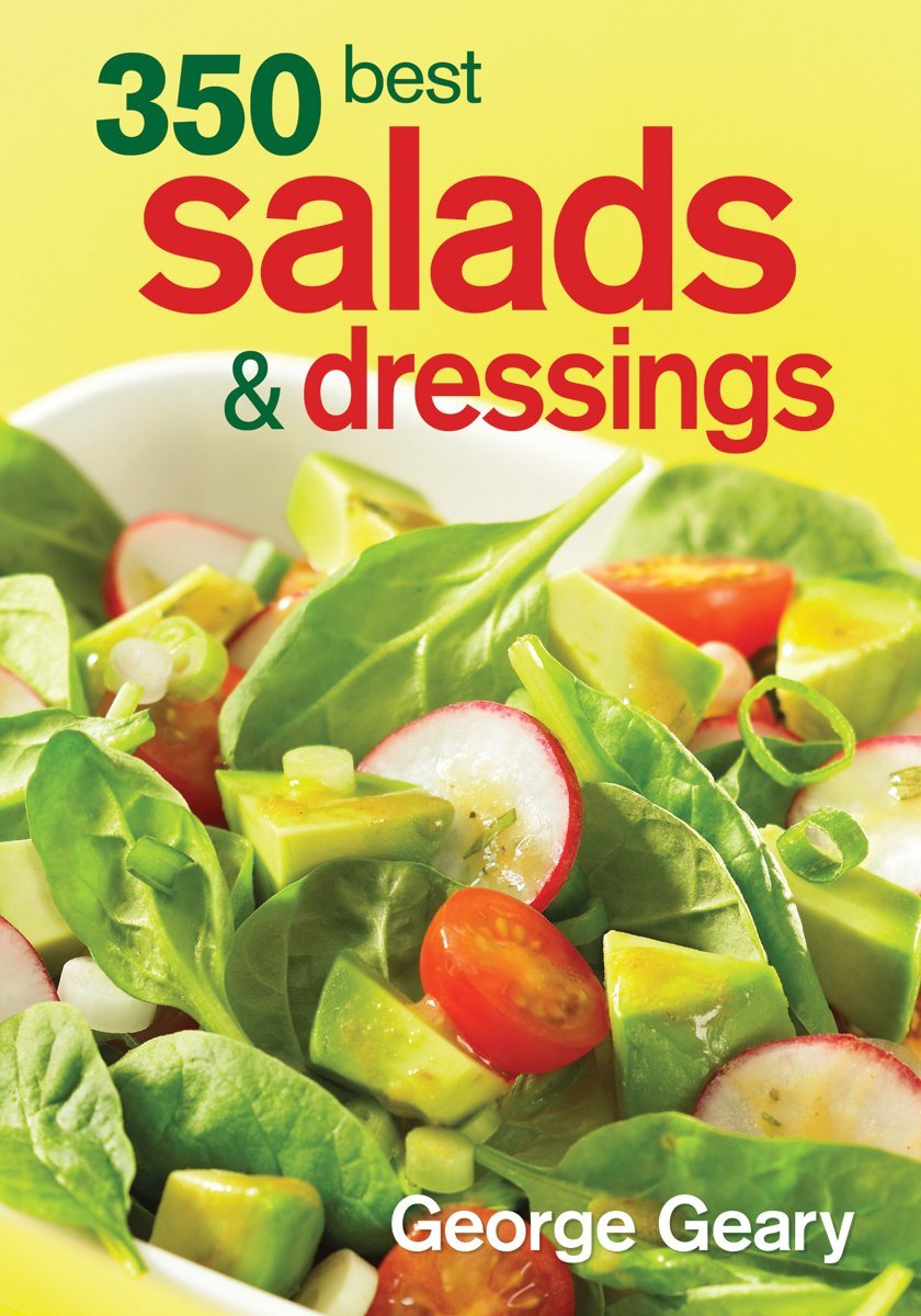 Download 350 Best Salads and Dressings pdf