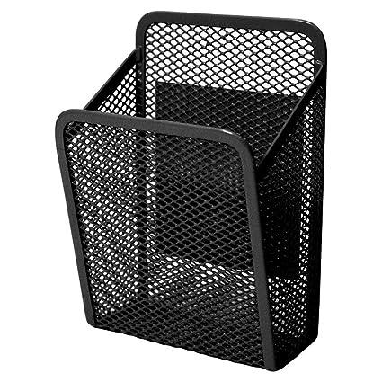 Ubrand Locker Mesh Storage Bin   Black