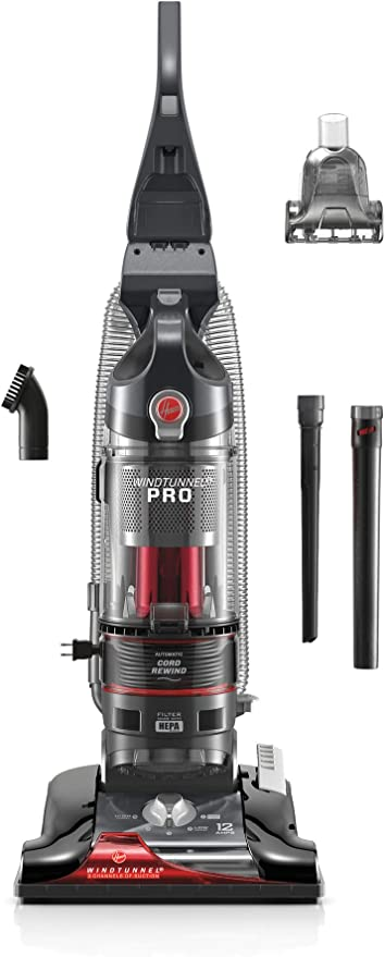 Hoover WindTunnel Bagless Upright UH70901PC