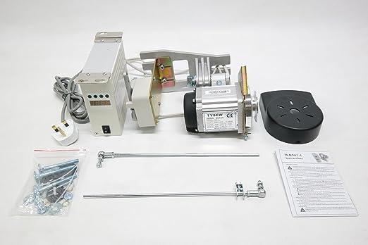Tysew Speed Servo motor de máquina de coser industrial ...
