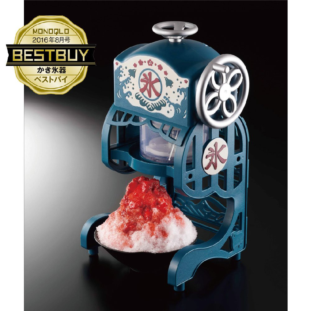 DOSHISHA Electric Authentic Fluffy Shaved Ice Machine KCSP-1851【Japan Domestic Genuine Products】【Ships from Japan】 by DOSHISHA (Image #2)