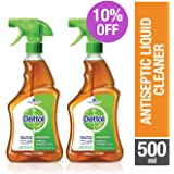 Dettol Anti-Bacterial Surface Disinfectant - 500ml, 2 Pieces