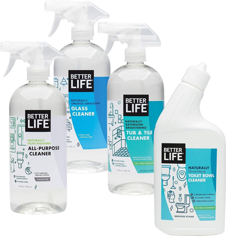 Better Life Household Essentials Kit