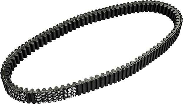 Drive Belt Replacement for Kawasaki Belt Fit for Kawasaki KVF360 Prairie 360 4X4 2003-2012