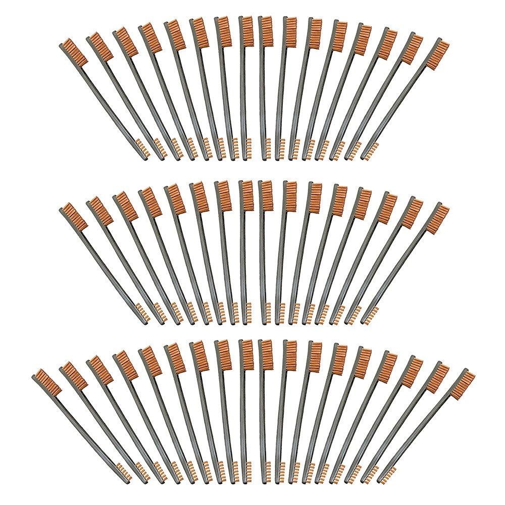 Otis Technologies IP-316-BZ-50 50 Pack Bronze AP Brushes by Otis Technologies