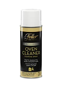 Fuller Brush Self Scouring Oven Cleaner – Cuts Through Grease, Splatters & Spills – 14 oz.