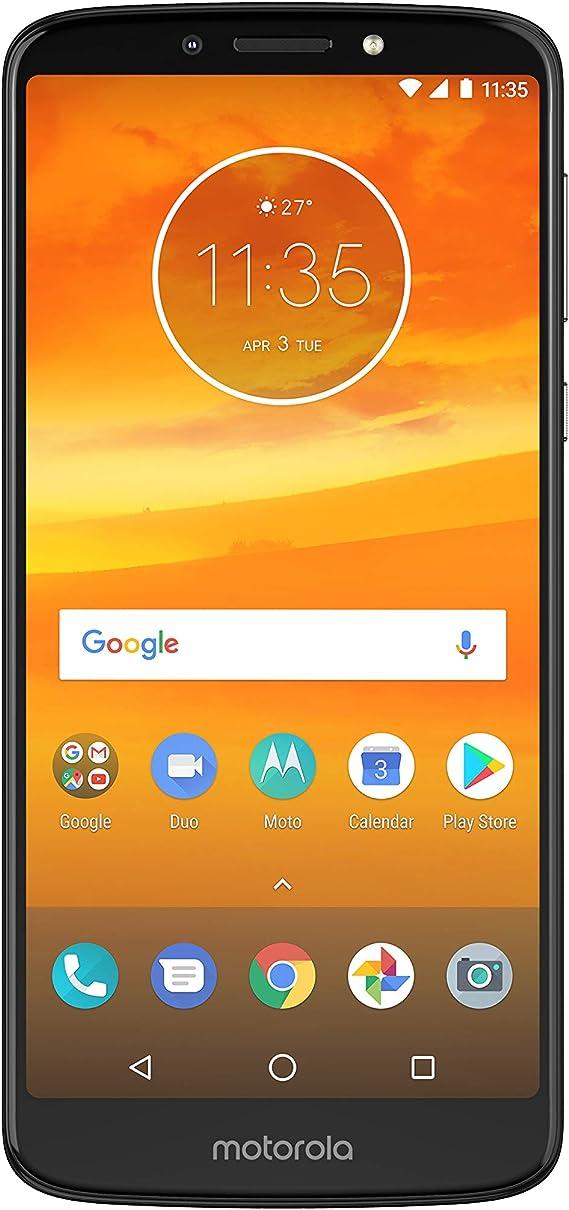 Motorola Moto e⁵ Plus 6